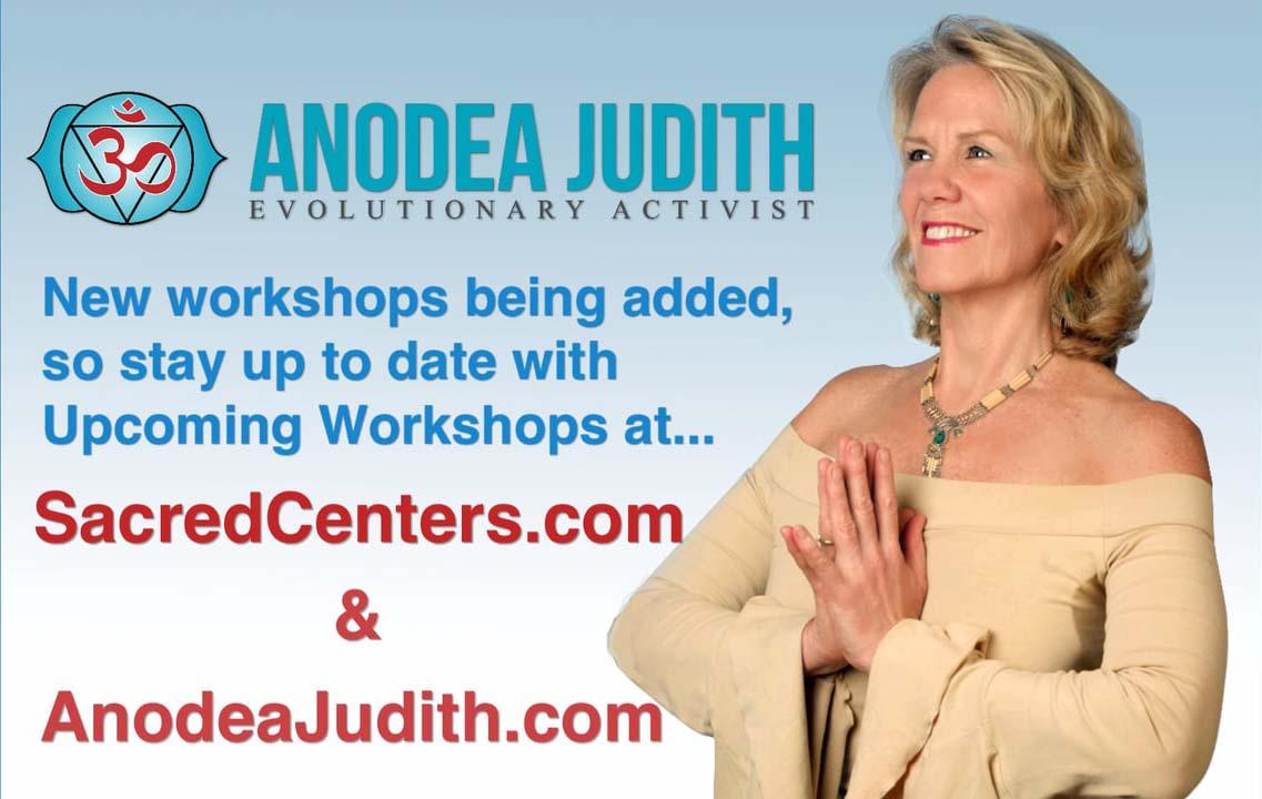 Anodea Judith, Ph D   Bestselling Author & Evolutionary Activist